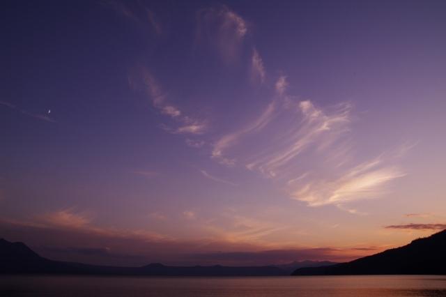 2010年10月14日支笏湖の夕景6.jpg