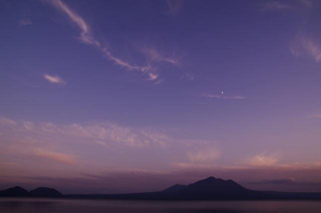 2010年10月14日支笏湖の夕景7.jpg