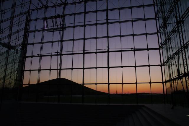 2010年8月17日モエレ沼公園の夕景8.jpg