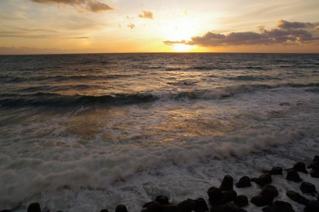 2011年3月28日日本海の夕景5.jpg
