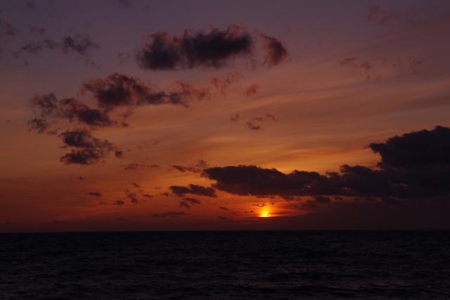 2011年3月28日日本海の夕景9.jpg