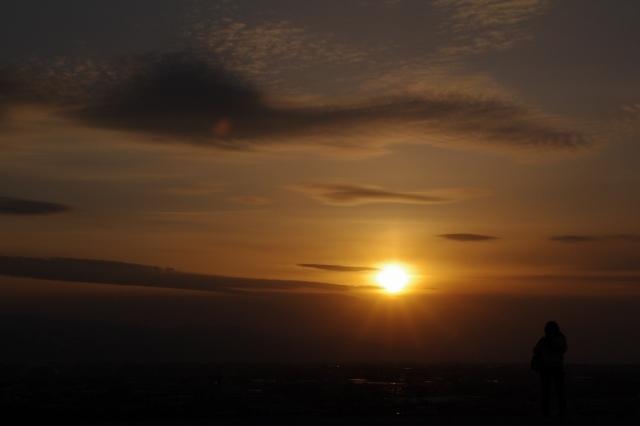 2011年4月12日モエレ沼公園の夕景13.jpg