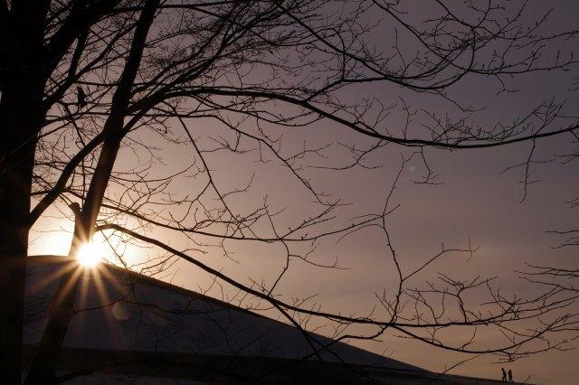 2011年4月12日モエレ沼公園の夕景4.jpg