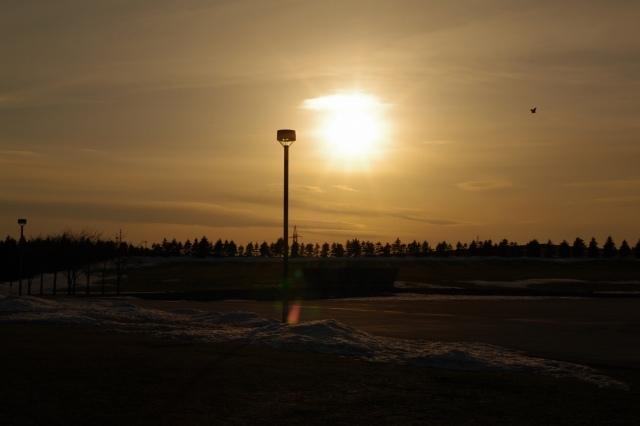 2011年4月12日モエレ沼公園の夕景6.jpg
