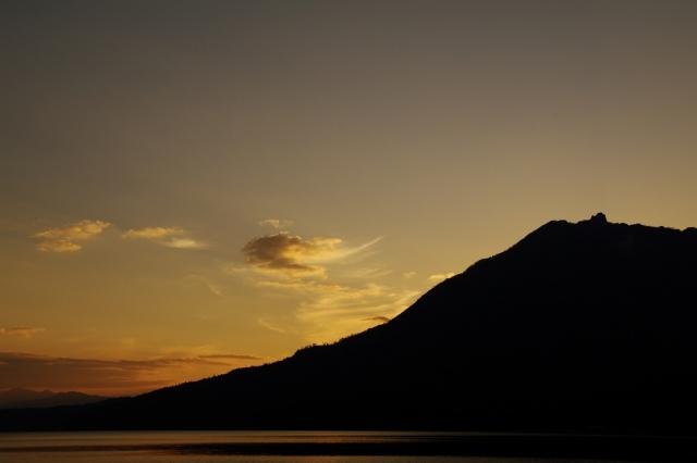 2010年10月14日支笏湖の夕景3.jpg