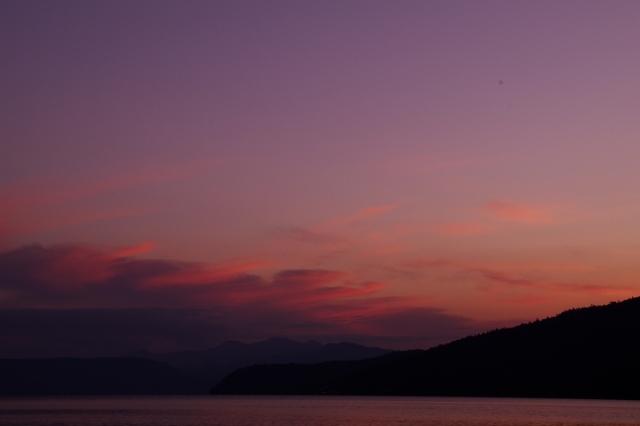 2010年10月14日支笏湖の夕景8.jpg
